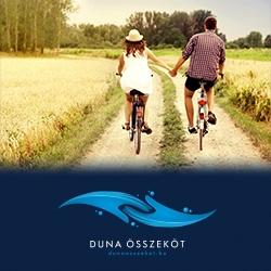 A Duna Összeköt Egyesület új honlapja